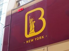 Travel Icon Journal: New York – Noun Project Badge Icon, Directional Signage, Double Decker Bus, Travel Icon, Emergency Call, Nyc Subway, Street Signs, Visual Communication, Interactive Design