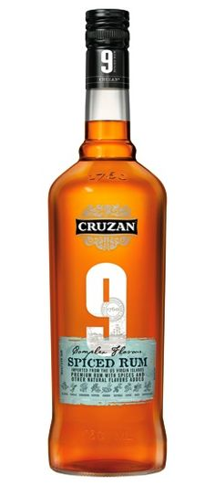 Cruzan 9 Spiced Rum ......free tasting after the tour!