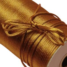 Rat tail cord in a large selection of sizes and colors. This silk cord is made of quality material with a satin finish. Get rat tail cord at wholesale prices. Paper Ribbon, Fabric Ribbon, Wholesale Packaging Supplies, Exterior Trim, Sewing Trim, Arts And Crafts Supplies, Rats, Cord, 200 Yards