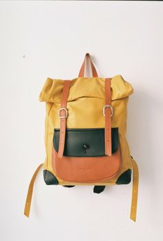 Rolled Backpack – A Kind of Guise