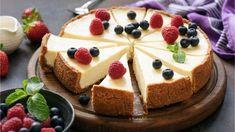 Cheesecake Recipe Uk, Cheesecake Facil, How To Make Cheesecake, Classic Cheesecake, Blueberry Cheesecake, Oreo Cheesecake, Keto Cookies, Peanut Butter Cookies, Cookie Recipes