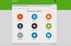 how to Enable / integrate / add disqus on blogger and wordpress.