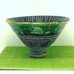 田中将則さんの抹茶碗田中将則さんのうつわ展は本日初日 #織部 #織部下北沢店 #陶器 #器 #ceramics #pottery #clay #craft #handmade #oribe #tableware #porcelain