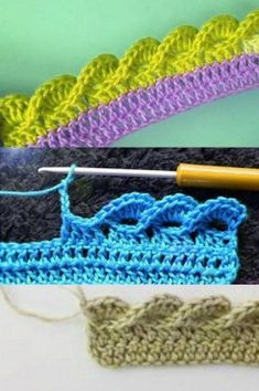 Crochet Gifts - Crochet How to crochet doily Part 1 Crochet doily rug tutorial - Háčkování # double crochet stitch Crochet Afghans, Crochet Doily Rug, Crochet Blanket Edging, Crochet Stitches Patterns, Love Crochet, Crochet Gifts, Double Crochet, Crochet Hooks, Knitting Patterns