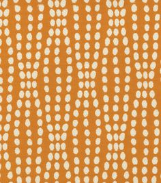 A burnt orange and white/off white pattern for throw pillows or just the burnt orange for small accessories