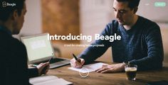 Beagle - Better proposals - Site of the Day April 29 2015