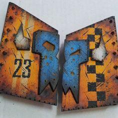 #warhammer#warhammer40k#forgedworld#ork#gorkanaut#monster#robots#painting#miniatures#games #art#hobby