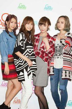 Scandal Scandal Japanese Band, Mami Sasazaki, Pop Rock Bands, Pop Rocks, Cheer Skirts, Female, Fashion, Moda, Fashion Styles