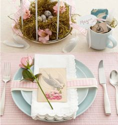 Five gorgeous Easter table decorating ideas - Chatelaine
