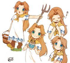 The Legend of Cute