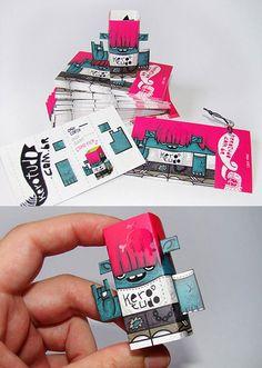 tarjetas de presentación 2
