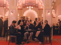 A Design Lifestyle | Set Design of The Grand Budapest Hotel | http://www.adesignlifestyle.net