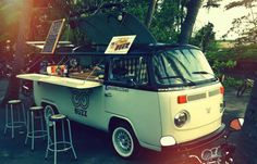 Combi Food Truck. Ltd edition #VW #Peace #shirts. www.etsy.com/listing/208314471/vw-peace-shirt-unisex-yingyang-original