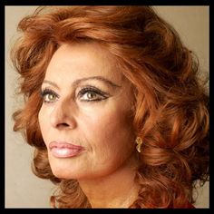 Sophia Loren and still one of the most beautiful women in the world!!
