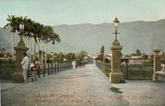Puente Hierro. 1900