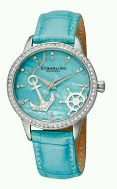 COASTAL LIVING WATCH (could i get this in the color navy?)