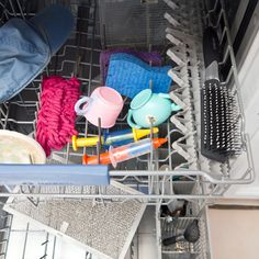 30 Surprising Things You Can Clean in Your Dishwasher
