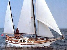 In our last thrilling episode in this series we discussed the classic cruiser-racers that dominated sailboat design through the early to middle part of the century, including when the first production fiberglass boats appeared.