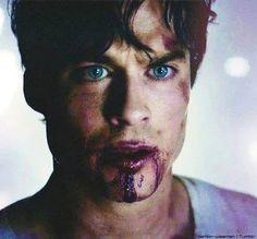 Damon Salvatore, The Vampire Diaries #TVD