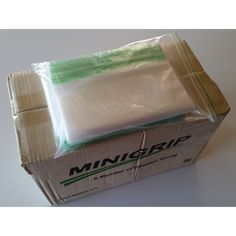 Free Shipping 2 MIL Biodegradable Zip Lock Bags 1000-Pack Multiple Sizes