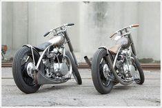 Yamaha XS650 - Holiday Customs - Pipeburn - Purveyors of Classic Motorcycles, Cafe Racers & Custom motorbikes