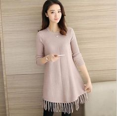 Women s sweaters for winter and pullovers Christmas Sweaters Pull Femme  Loose Jumpers Mujer Oversized Sweater Korean Pull femme 3e9f97c532e9