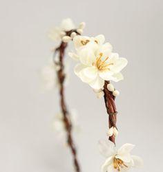 Woodland corona de flores pedazo principal de la boda de Boho whichgoose Por Floral