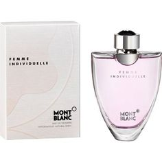 Perfume MontBlanc Femme Individuelle 75ml Feminino Eau de Toilette