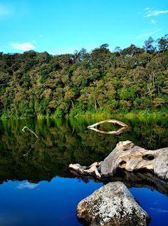 Lake Lau Kawar, Tanah Karo - North Sumatra