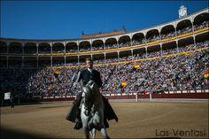 Plaza de Toros de Las Ventas · San Isidro 2015 · 23 de mayo. Fotografía Álvaro Marcos.