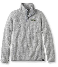 #LLBean: Bean's Sweater Fleece Pullover