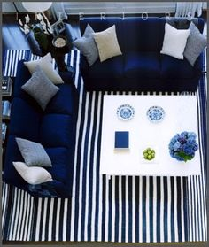 love this for a nautical theme living room