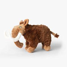 Winston the Woolly Mammoth