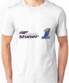 Casey Stoner Unisex T-Shirt