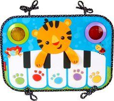 Fisher-Price Trappel & Speel Piano - Muziekmobiel