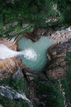Waterfalls   Neuschwanstein, Germany