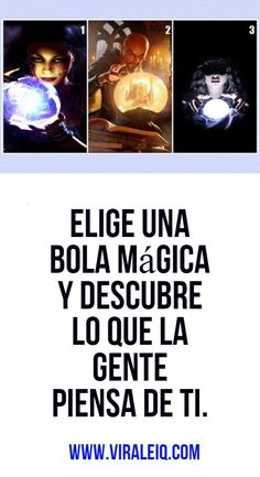Choose a magic ball and find out what people think of you. Psychic Abilities Test, Pick One, Thinking Of You, Psychology, First Love, Told You So, Feelings, Happy, People