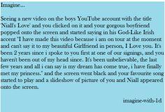 Niall Horan x