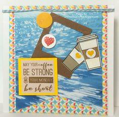 "http://artemanual-scrap.blogspot.com/2015/06/strong-coffee-summer-coffee-lovers-blog.html. Latina Crafter Set 2x2 (Stamp) ""Strong Coffee"" Latina Crafter Set 3x4 Adicta a la Cafeína Latina Crafter set 3x4 LLenas mi vida de... Latina Crafter Polaroid Die"