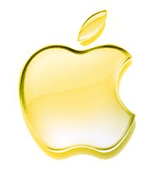 apple logo - Apple Fan Art (10475461) - Fanpop