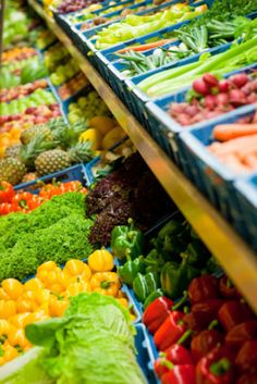 List of the worst & best foods to buy organic or non organic