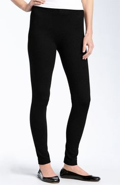black leggings - to wear with skirts and dresses