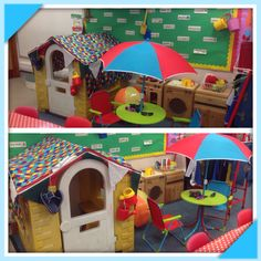 Cafe Role Play Area, Role Play Areas, Seaside Cafe, Beach Cafe, Full Day Kindergarten, Kindergarten Learning, Dramatic Play Themes, Beach Play, Play Centre