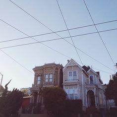 Classic San Francisco evening | @designconundrum