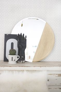 How to Make a Cheap Mirror Look Like a Million Bucks