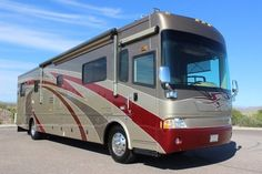 Mode Of Transportation| Serafini Amelia| Country Coach Inspire 360 40 Slide Outs Caterpillar Diesel Pusher RV Motorhome