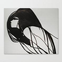 ORGASM Shower Curtain by mingmyaskovsky Framed Art Prints, Fine Art Prints, Canvas Prints, Tinta China, Aesthetic Beauty, Illustrations, Cool Drawings, Buy Art, Artwork
