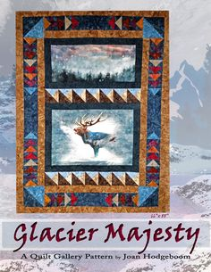 Glacier Majesty Pattern