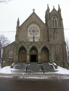 St. Bernard's Church, Moncton, NB...With 1,150 families in our parish, St. Bernard's is a strong and vibrant Christian community with roots dating back 125 years in Moncton.     We are a welcoming congregation of brothers and sisters who gather for communal worship..