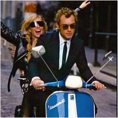 Vespa couple jude law&Siena Miller #vespa #vespacouple #vespalovers #vespagram #vespamania #vespaclassic #vespasprint #vespamodern #vespapx #vespalx #vespagts #vespaprimavera #vespastyle #primestore #instadaily #instamood #instafollow #instacool #picoftheday #pictureoftheday #follow4follow #like4like #tbt #vintage #vintagestyle by primestore